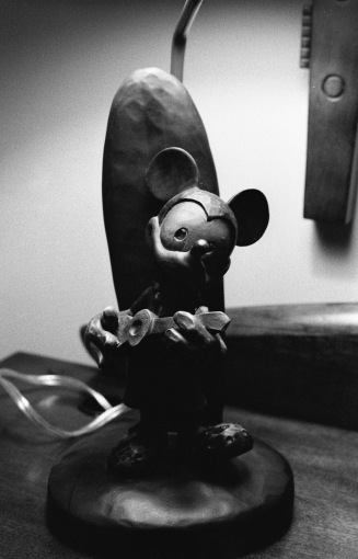 Picture of Mickey Mouse Lamp